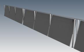 Prototip Barana Fotovoltaica